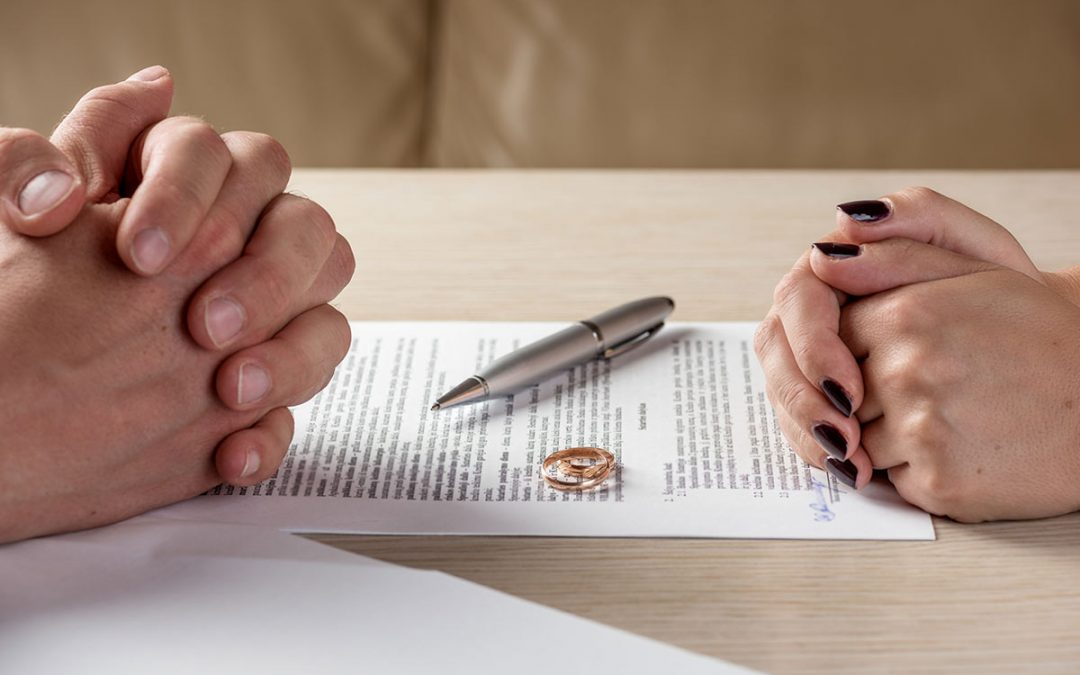 Scheidungsfolgenvereinbarung