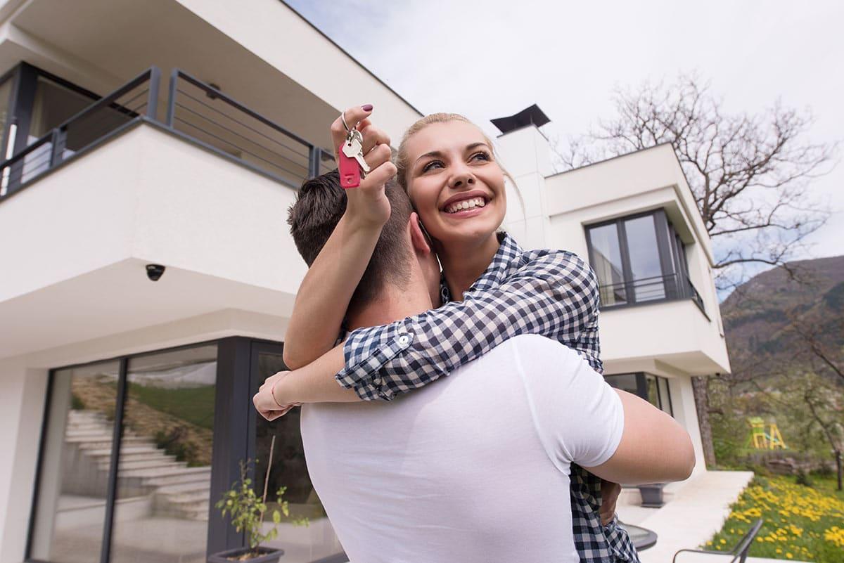 Haus- und Grundstückskauf