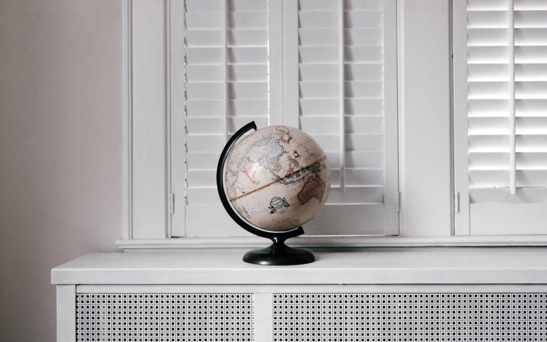 Globus Symbolbild